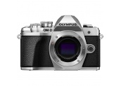OLYMPUS OM-D E-M10 Mark III Argent Boitier nu