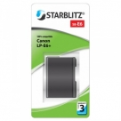 Bonnes affaires : STARBLITZ Batterie compatible Canon LP-E6+