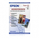 Bonnes affaires : EPSON PAPIER PHOTO PREMIUM SEMI GLACE A3+ 20F 251G