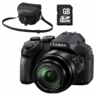 Bonnes affaires : PANASONIC LUMIX DMC-FZ300 + Sac + SD16GO
