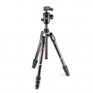 Nouveau : MANFROTTO BEFREE GT CARBONE 4 SECTIONS ROTULE BALL