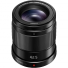 Bonnes affaires : PANASONIC 42,5 mm f/1,7 Power O.I.S. Lumix G Noir