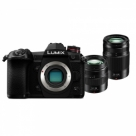 Bonnes affaires : PANASONIC LUMIX DC-G9 + 12-35 mm f/2.8 + 35-100 mm f/2.8
