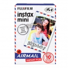 Nouveau : FUJIFILM Film Instax Mini Air Mail 10 Poses