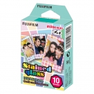 Nouveau : FUJIFILM Film Instax Mini Stained Glass 10 Poses