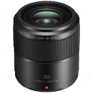 Bonnes affaires : PANASONIC LUMIX 30 mm f/2,8 Asph. Mega O.I.S. Lumix G Macro