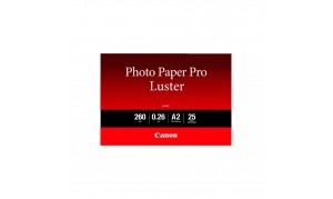 CANON PAPIER PHOTO LUSTRE A2 25F