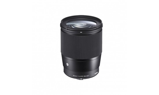 SIGMA 16 mm f/1,4 DC DN SONY E/FE Contemporary