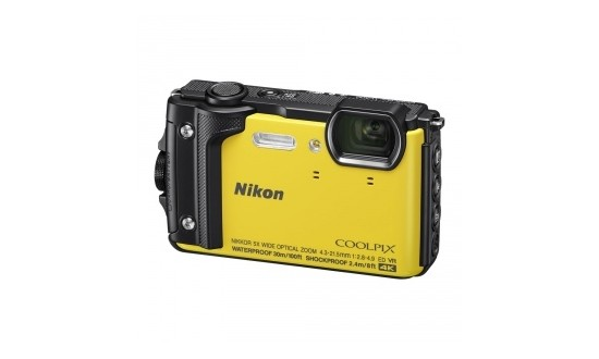 NIKON COOLPIX W300 Jaune + Sac ? dos ?tanche Kit Holiday