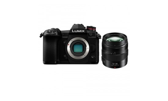 PANASONIC LUMIX DC-G9 + 12-35mm f/2.8