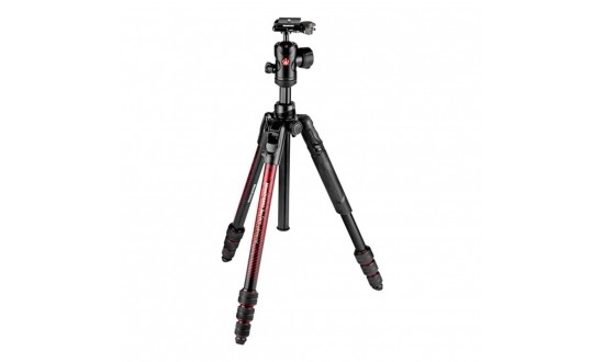 MANFROTTO BEFREE ADVANCED TWIST ALU ROUGE
