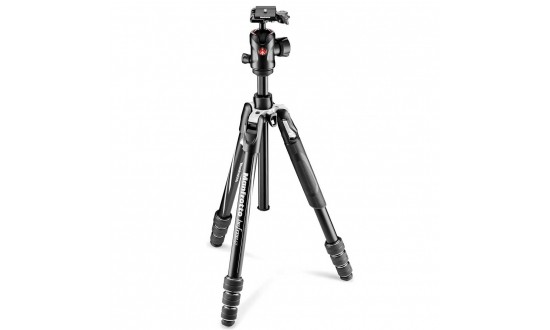 MANFROTTO BEFREE GT ALU 4 SECTIONS ROTULE BALL