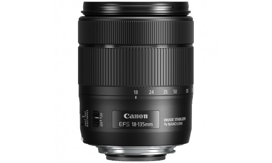 CANON EF-S 18-135 mm f/3.5-5.6 IS Nano-USM
