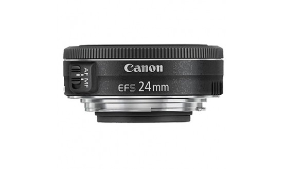 CANON EF-S 24 mm f/2.8 STM