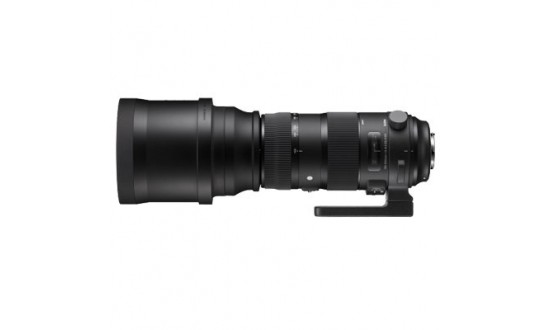 SIGMA 150-600 mm f/5-6,3 DG OS HSM Canon Sports