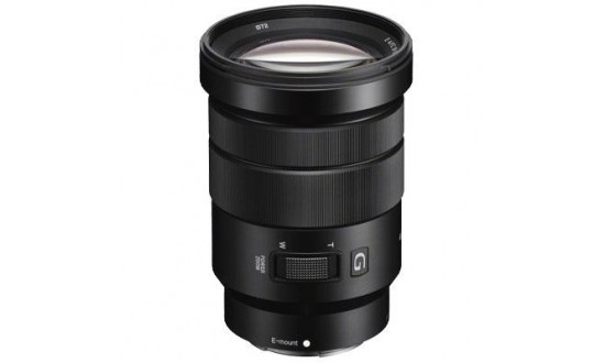 SONY E 18-105 mm f/4 G OSS PZ